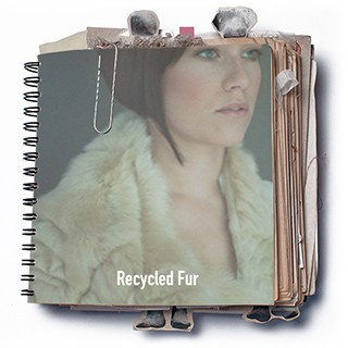 RECYCLED FUR